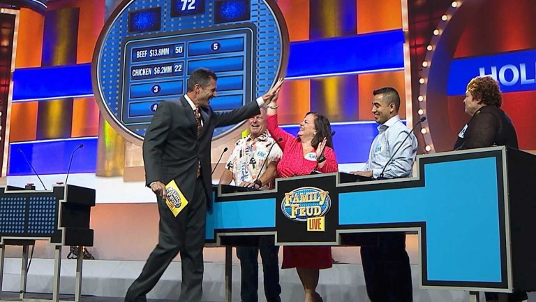 Family Feud Live Corporate Entertainment