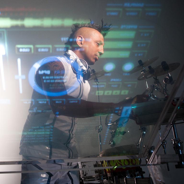 Ravi Drums - concept artists