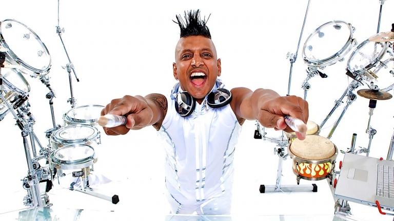 Ravi Drums DJ Live Drum Percussion Remixes