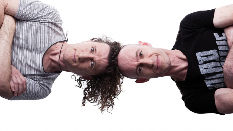 The Umbilical Brothers Australian Comedy Duo
