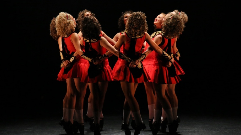 Trinity Irish Dance Company Progressive