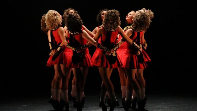Trinity Irish Dance Company Progressive