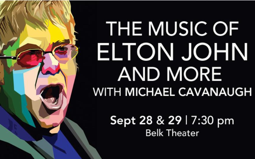 Elton John Tribute by Michael Cavanaugh