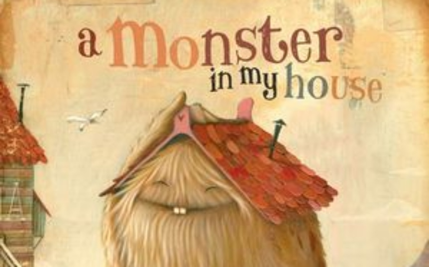Book Release The Umbilical Brothers - A Monster In My House