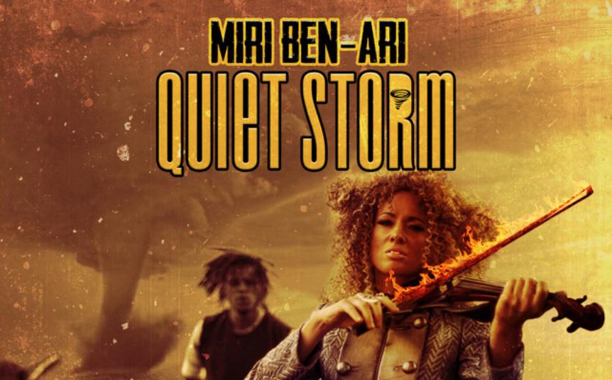 Miri Ben-Ari - Quiet Storm